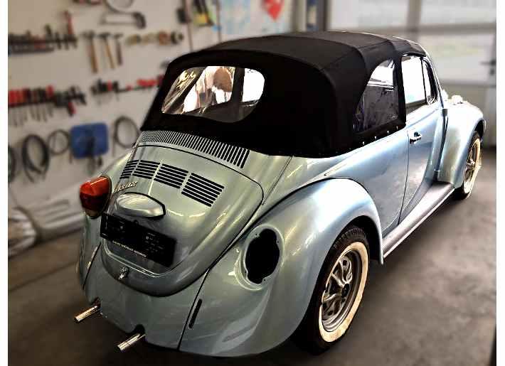 VW Käfer Spezialverdeck